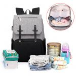 Bently Diaper Bag backpack with storage for all you baby essention for travel
