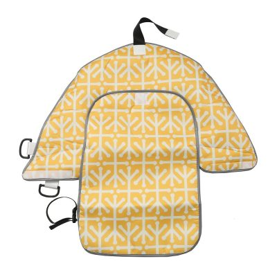3-in-1 multifunctional Baby diaper Changing pad Yellow