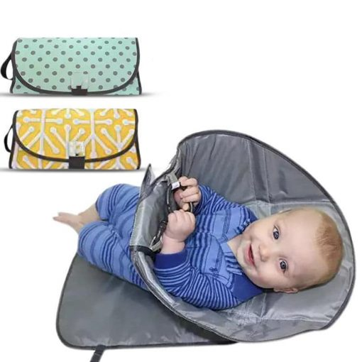 3-in-1 multifunctional Baby diaper Changing pad
