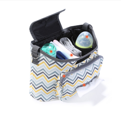 Azure Diaper Bag with good storage