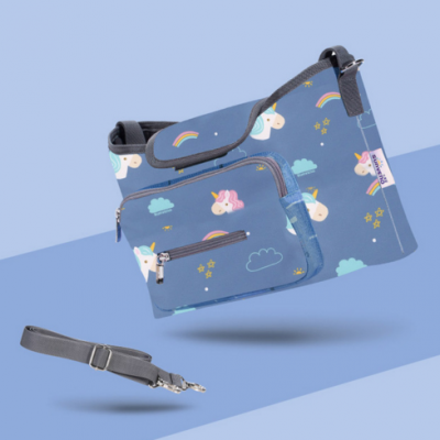 Azure Diaper Bag Tianma Starry Sky