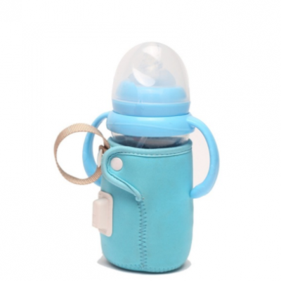 USB Bottle Warmer Blue