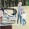 Azure Diaper Bag rice yellow