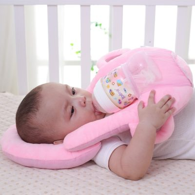 Newborn baby feeding pillow easy feeding