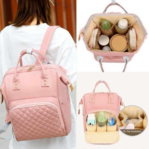 Candy diaper bag Backpack comfortable to carry