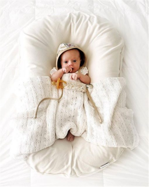 Neonatal Portable Cotton Baby Bionic Bed
