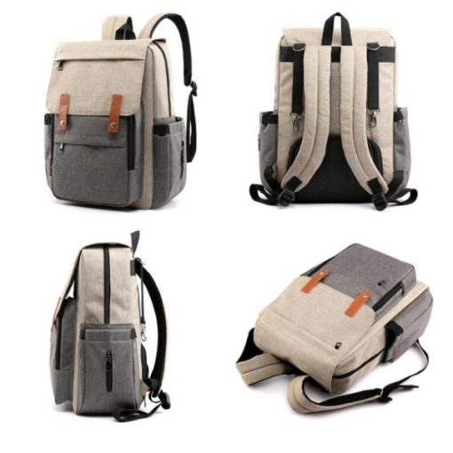 Sydney Nappy Bag Backpack look